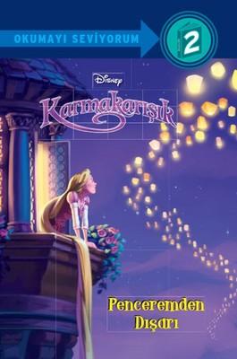Disney Okumayı Seviyorum 2-Karmakarışık-Penceremden Dışarı