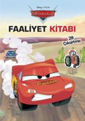 Disney Arabalar Faaliyet Kitabı