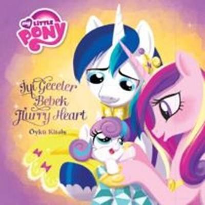 My Little Pony-İyi Geceler Bebek Furry Heart Öykü Kitabı