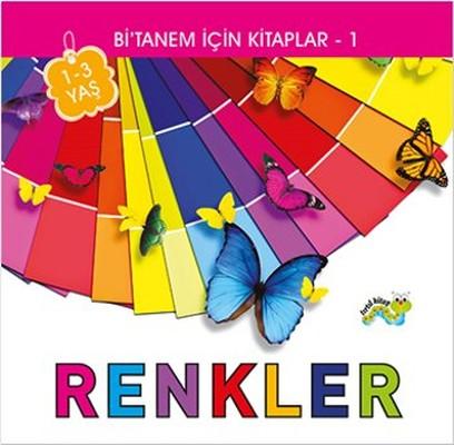 Renkler-Bi'tanem için Kitaplar - 1