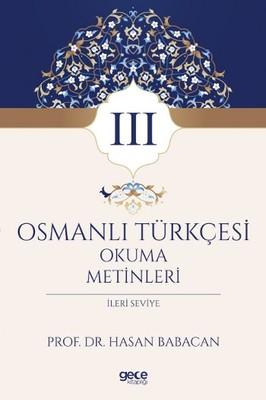 Osmanlı Türkçesi Okuma Metinleri 3