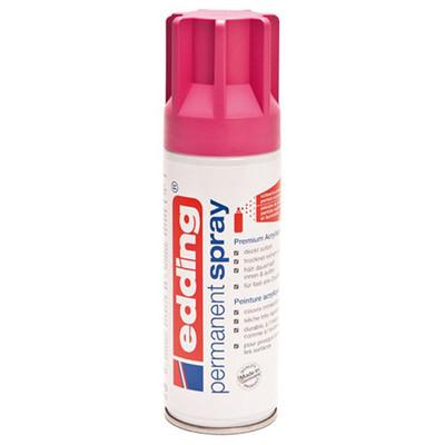 Edding Permanent Spray Telemagenta Mat