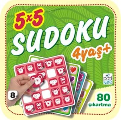 5 x 5 Sudoku - 8