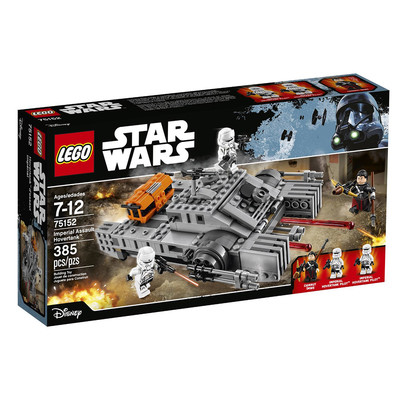 Lego-Star Wars Rog One Imperial Hovertank 75152