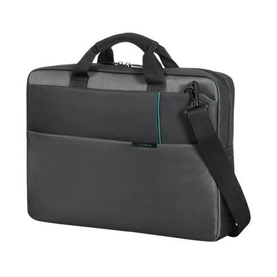"Samsonite 17.3"" Qibyte Notebook Çantası Antrasit 16N-09-003"