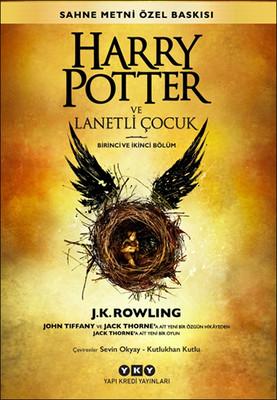 Harry Potter ve Lanetli Çocuk - 8. Kitap