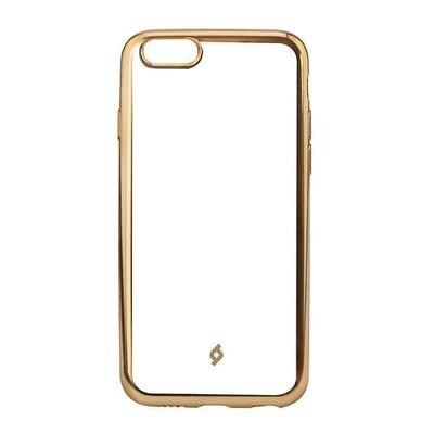 ttec 2PNS66AS ChromeClear Koruma Kılıfı iPhone 8 Plus/iPhone 7 Plus - Altın