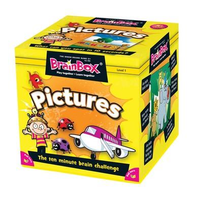 GreenBoard BrainBox İlk Resimlerim Pictures Eğitici Oyun