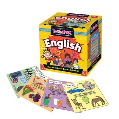 GreenBoard BrainBox Ingilizce Aile Oyunu