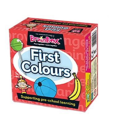 BrainBox Ilk Renklerim/First Colours