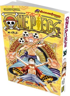 One Piece 30-Kapriçyo