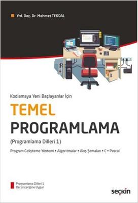 Temel Programlama - Programlama Dilleri 1