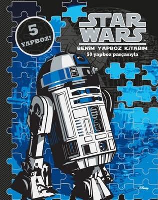 Starwars Öykülü Yapboz Kitabım 50 Parça