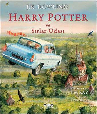 Harry Potter ve Sırlar Odası 2 - Resimli Özel Baskı