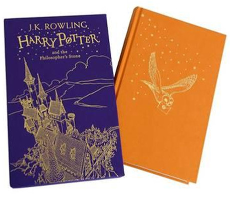 Harry Potter and the Philosopher's Stone - Slipcase Edition