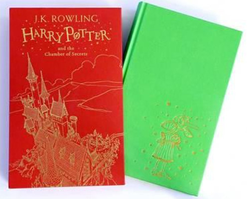 Harry Potter and the Chamber of Secrets - Slipcase Edition