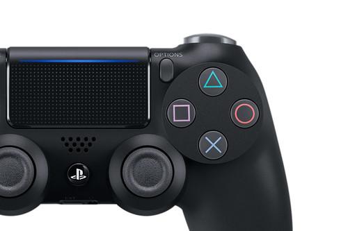 Sony PS4 Dualshock Controller Black V2