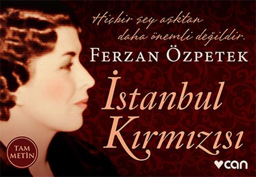 İstanbul Kırmızısı - Mini Kitap