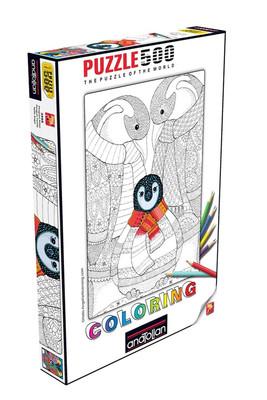 Anatolian-Puz.500 Color.Penguen&Boya6722