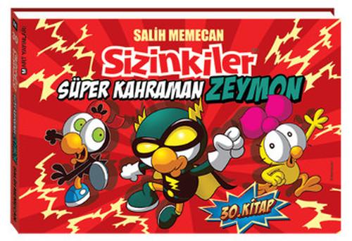 Sizinkiler 30 - Süper Kahraman Zeymon