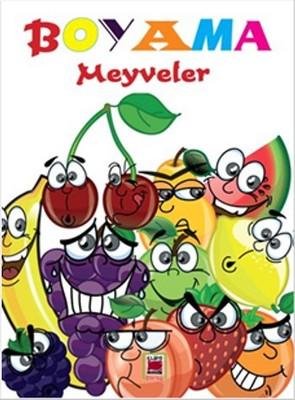 Boyama Meyveler