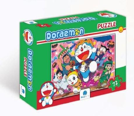 Gizz-Puz.72 Doraemon 14041