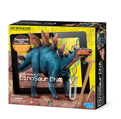 4M-Egt.Set Kazi Dinozor DNA Stego.7004