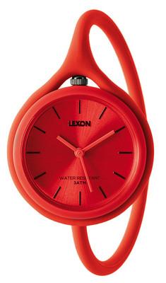 Lexon Take Time Kol Saati Kırmızı LM112R1