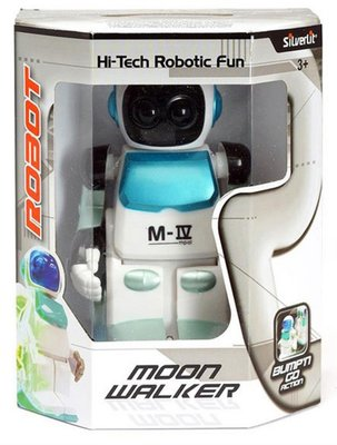 Silverlit Robot Moonwalker 88310