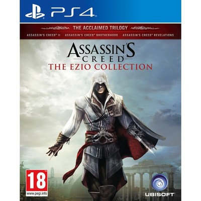 Assassins Creed The Ezio Coll PS4