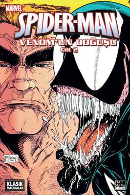 Spider-Man - Venom'un Doğuşu Cilt 2