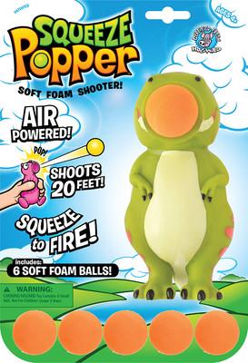 Squeeze Popper Dino 54360