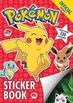 Pokemon: The Official Pokemon Sticker Activity Book