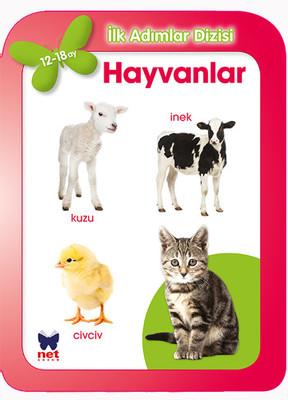 Hayvanlar (12-18 Ay)