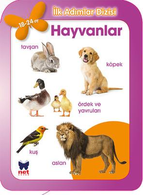 Hayvanlar (18-24 Ay)