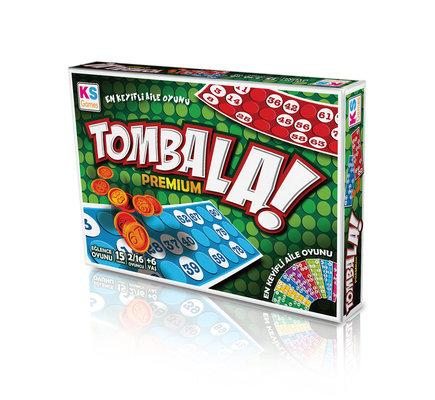 Ks Games Lüks Tombala Kutu Oyunu T237