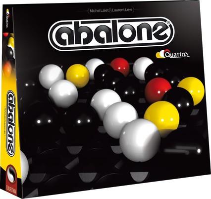 Asmodee 04TR Abalone Quattro Kutu Oyunu