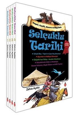 Selçuklu Tarihi Seti - 4 Kitap Takım