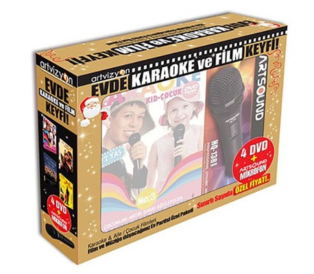 Evde Karaoke ve Film Keyfi 2