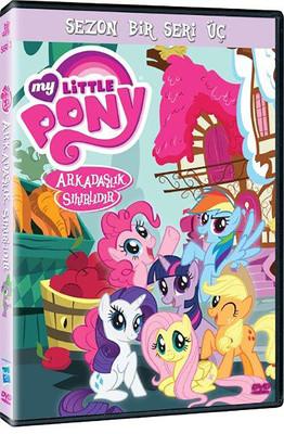 My Little Pony Frendship Is Magic Sezon 1 Seri 3