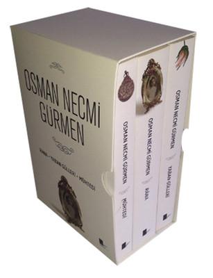 Osman Necmi Gürmen Seti - 3 Kitap Takım Kutulu