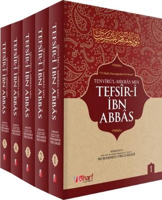 Tefsir-i İbn Abbas - 5 Kitap Takım