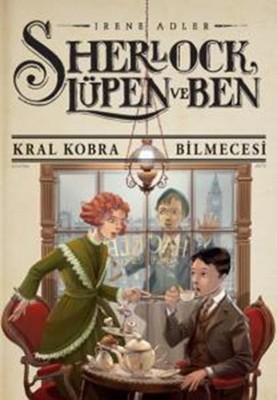 Sherlock Lüpen ve Ben 7 - Kral Kobra Bilmecesi