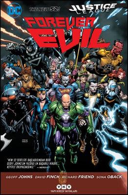 Justice League Forever Evil - Daima Kötülük