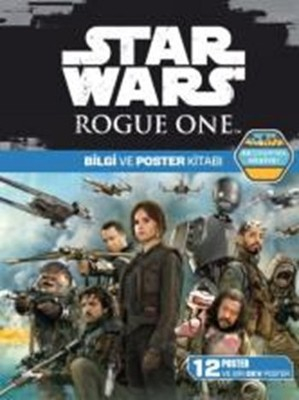Disney Star Wars Rogue One Bilgi ve Poster Kitabı