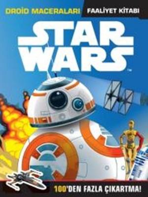 Disney Star Wars Droid Maceraları Faaliyet Kitabı