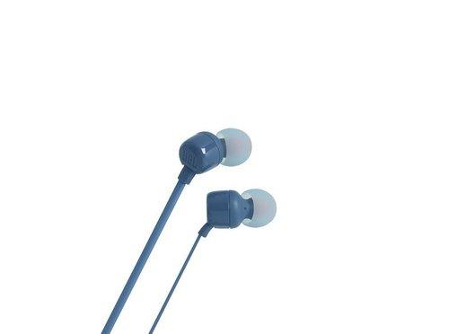 JBL T110 Mavi Kulak İçi Kulaklık