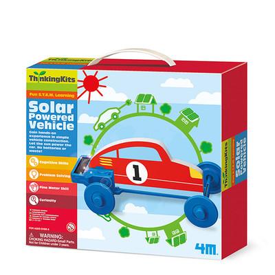 4M Eğitim Set Solar Powered Vehicle 4676