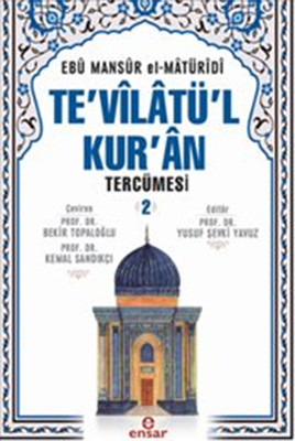 Te'vilatü'l Kur'an Tercümesi 2