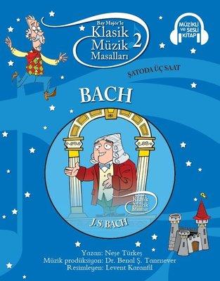 Klasik Müzik Masalları (Cd'li) - Bach